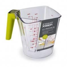 Jarro de medição 2-em-1 Joseph Joseph
